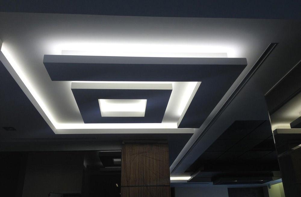 подвесные потолки с подсветкой в картинках напомнить людям ради