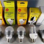 Фото 65: Светодиодные лампочки