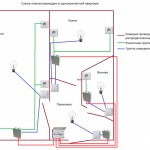 Фото 8: Схема электропроводки