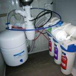 Фото 11: Фильтр для воды под мойку монтаж