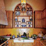Фото 43: Этническая маленькая кухня