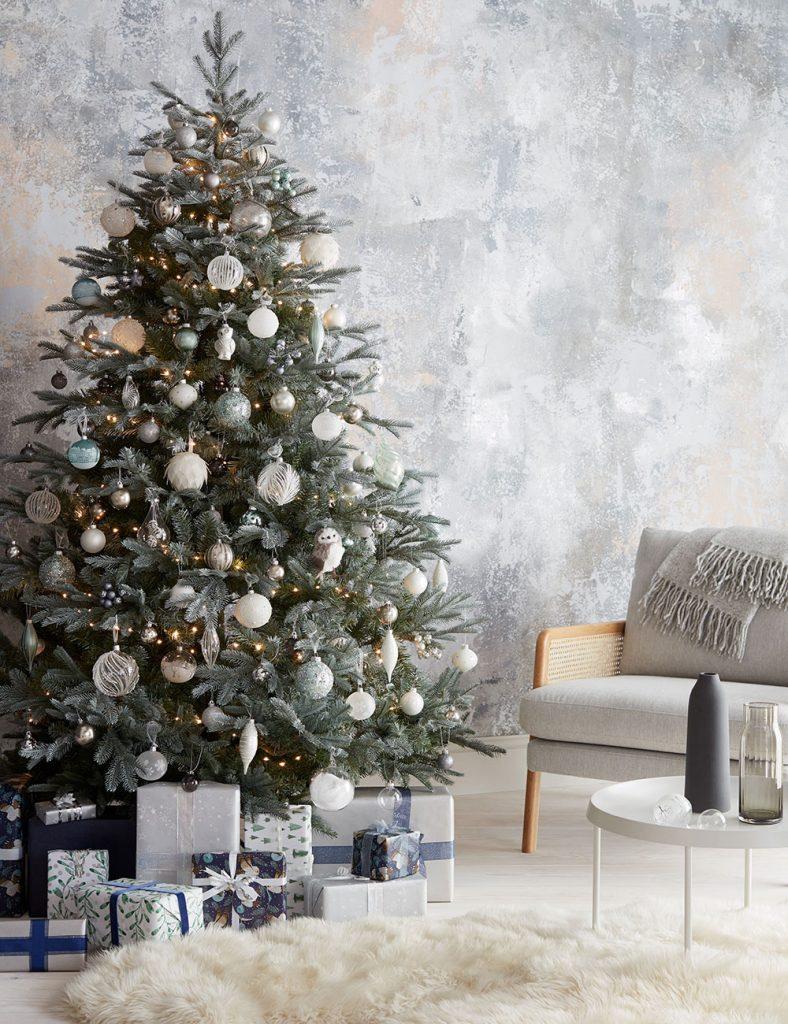 Трендовое новогоднее украшение дома