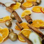 Фото 67: Гирлянда из апельсиновых долек