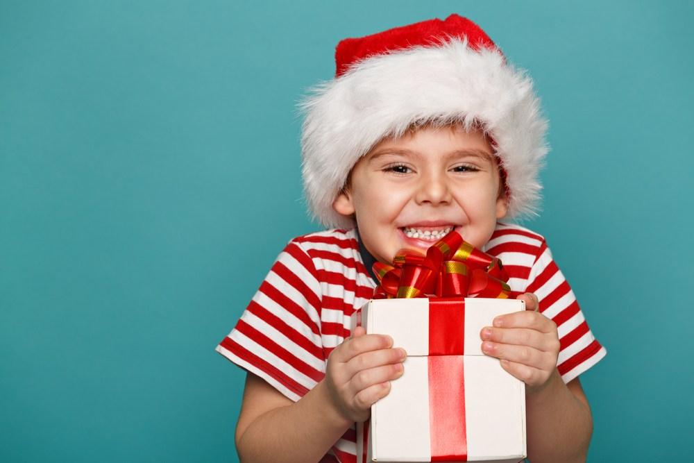 Подарки на Новый Год для детей