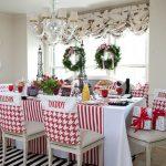 Фото 76: Именные подушечки на рождественские стулья