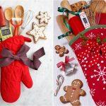 Фото 22: Рождественский кухонный набор мелочей