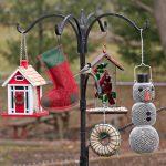 Фото 42: Подвесные фигурки на рождество
