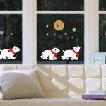 Фото 79: Веселые медведи на окне