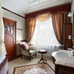 Фото 38: Английский стиль - ванная