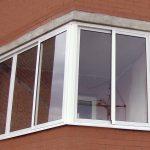 Фото 19: Балконные окна