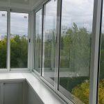 Фото 13: Балкон остекление фото