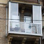 Фото 9: Балкон французский