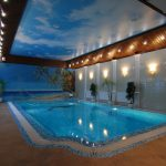 Фото 32: Бассейн в частном доме
