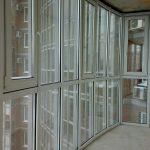 Фото 14: Витражное остекление балкона
