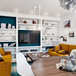 Фото 31: Дизайн гостиной в частном доме
