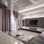 Фото 23: Дизайн гостиной зал