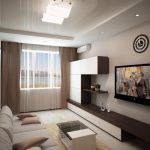 Фото 25: Дизайн гостиной