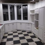 Фото 12: Дизайн эркерный кухни