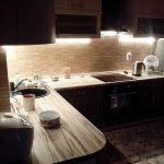Фото 80: Диодная кухня