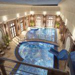 Фото 44: Дом с большим бассейном