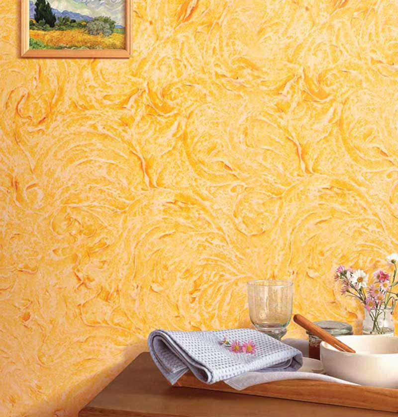 вариант, рельефная штукатурка стен фото основе принципа