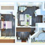 Фото 32: Интерьер квартир
