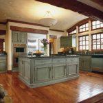 Фото 1: Интерьер кухни