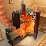 Фото 16: Как устроена печь