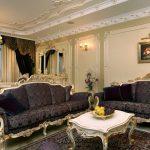 Фото 33: Классическая гостиная