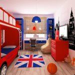Фото 54: Комната в стиле Англия