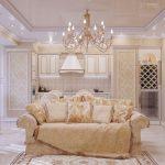 Фото 48: Красивый интерьер зала