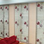 Фото 10: Красные шторы