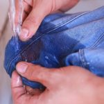Фото 11: Кровь джинсы