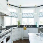 Фото 27: Кухня белая