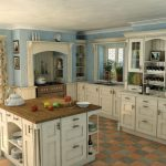 Фото 5: Кухня в английском стиле