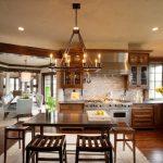 Фото 6: Кухня в британском стиле