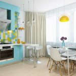 Фото 39: Кухня с окном