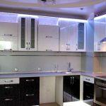 Фото 48: Кухонный гарнитур