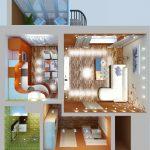 Фото 54: Обстановка квартиры