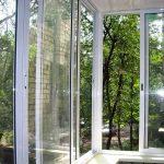 Фото 35: Окна балкона