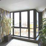 Фото 63: Окна панорама