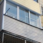 Фото 27: Остекление балкона и лоджия