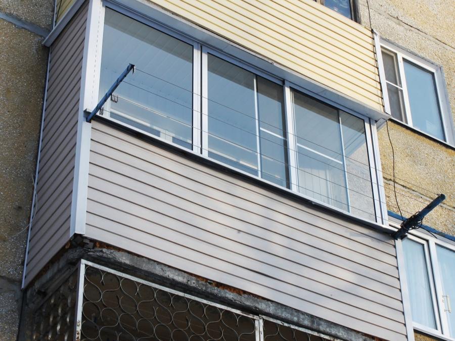 алюминиевый профиль для балконов и лоджий фото каски внешняя прочная