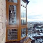 Фото 40: Отделка балкона