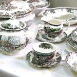 Фото 89: Посуда в стиле кантри