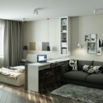 Фото 66: Расстановка мебели