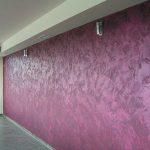 Фото 67: Розовые стены