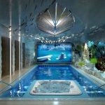 Фото 55: Синий бассейн