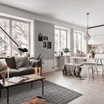 Фото 72: Скандинавский стиль в доме