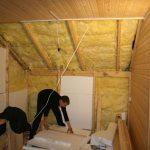 Фото 40: Утепление деревянного дома